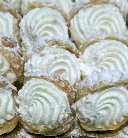 Bocaditos de Nata | Pastelería Hergós