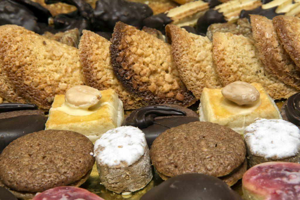 Surtido Pastas de Te - Pastelería Hergós