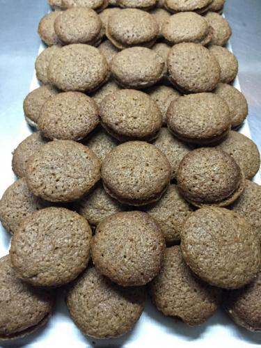Pastas de avellana - Pastelería Hergós