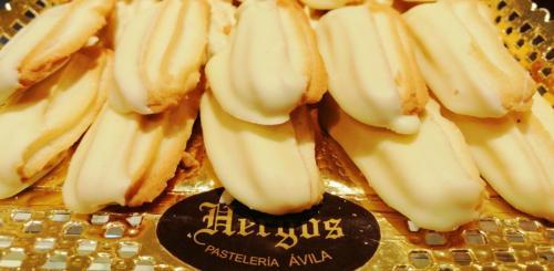 Pastas sin azúcar - Pastelería Hergós